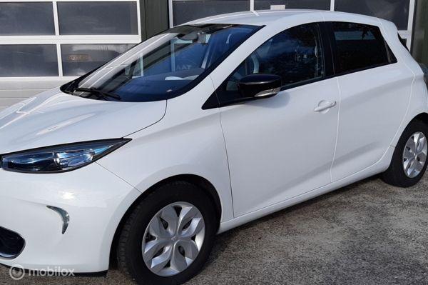 Renault Zoe Q210 Zen Quickcharge 22 kWh incl btw