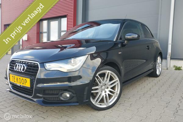 Audi A1 1.4 TFSI S edition / 3x S-Line / 185PK / S-tronic