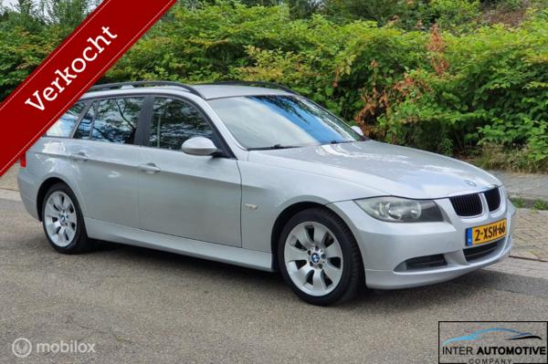 BMW 3-serie Touring 318d