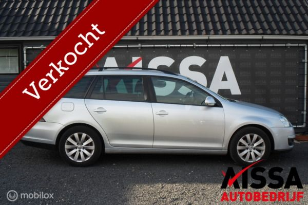 Volkswagen Golf Variant 1.9 TDI Sportline Business