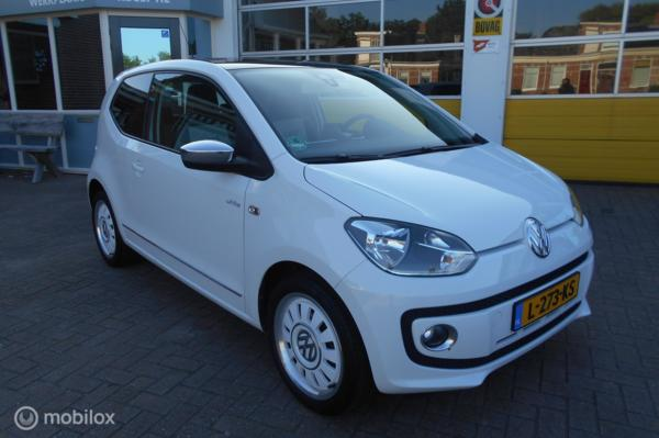 Volkswagen Up! 1.0 White up!