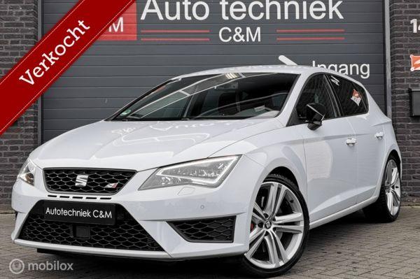 Seat Leon 2.0 TSI Cupra 280/Matrix/Led/DSG/ACC/DCC/Alcantara