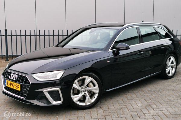 Audi A4 Avant 45 TFSI quattro S-line facelift