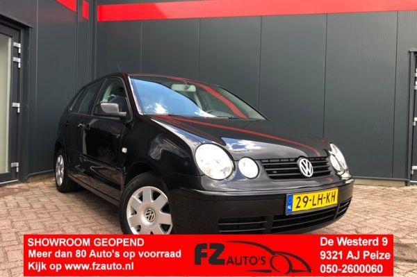 Volkswagen Polo 1.4-16V Highline | 5-DRS | Airco | Metallic |