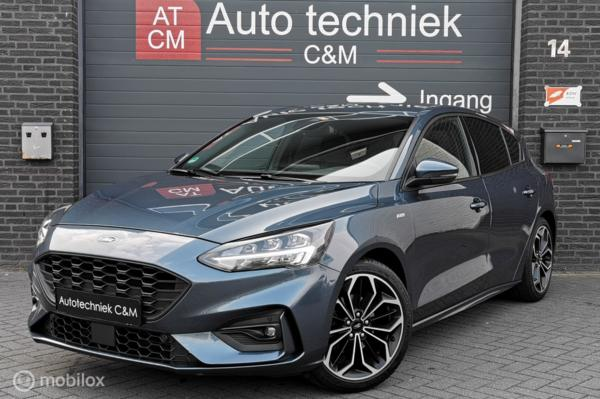 Ford Focus 1.0 EcoBoost ST Line/Camera/Sync/Navi/Cruise/Pdc/