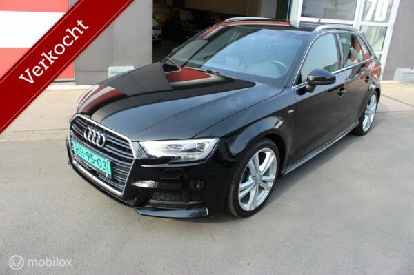 Audi A3 Sportback 1.4 TFSI CoD Sport Pro Line S