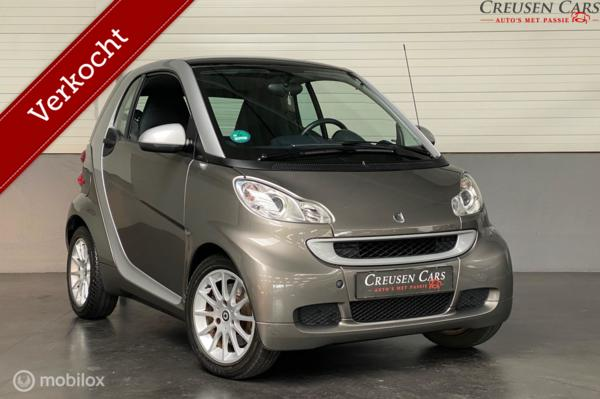 Smart fortwo coupé 1.0 mhd Passion//Airco//Pano//LM//