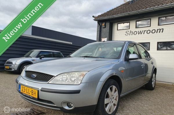 Ford Mondeo 2.0-16V Collection levering met nieuwe apk!