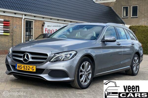 Mercedes C-klasse Estate ((Hybride, vol opties)) 250 Prestige