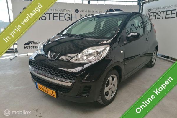 Peugeot 107 1.0-12V XR, Airco, Alcantara