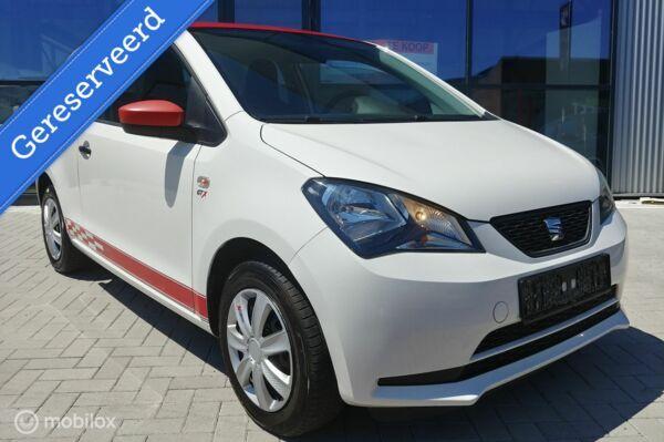 Seat Mii 1.0 GTX Edition Goed/Leuk/Sportief autotje !  Airco