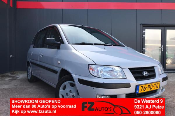 Hyundai Matrix 1.6i Cool | 112.000 KM | Airco | Metallic |