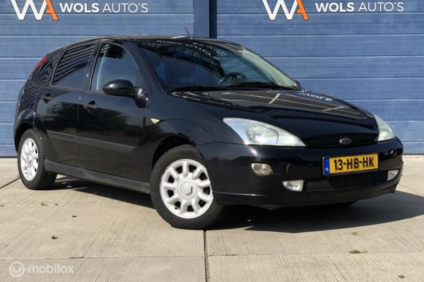 Ford Focus 1.6-16V Collection / AIRCO / TREKHAAK / APK 08-2022!