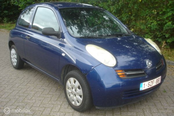 Nissan Micra 1.0 Pure