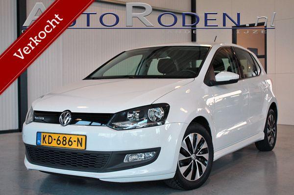 Volkswagen Polo 1.0 TSi 95pk BlueMotion Edition Nav/AirCo/Cruise