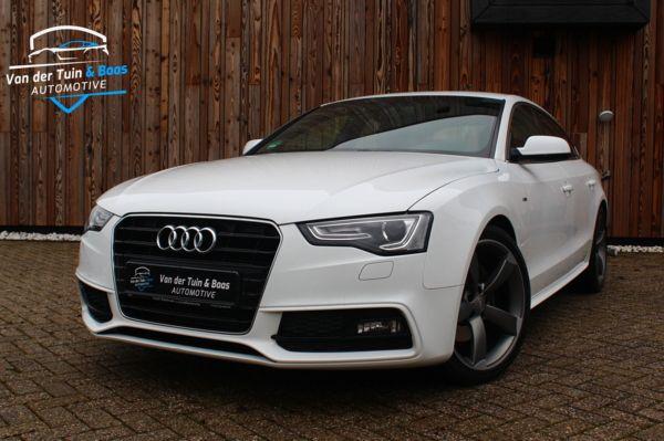 Audi A5  Sportback 2.0 TFSI 3x S-line