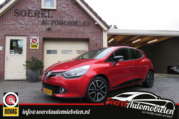 Renault Clio 0.9 TCe  Expression, navi, cruise, airco 5d