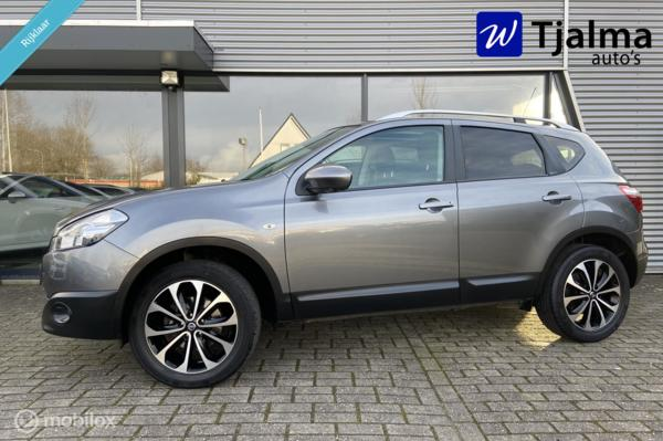 Nissan Qashqai 2.0 Tech View keurige auto 98 DKM Panorama trekhaak