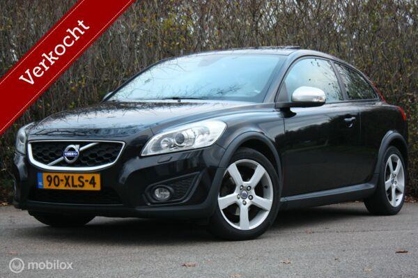 Mooie Volvo C30 1.6 D2 R-Edition schuifdak/navi/leer+stoelvw