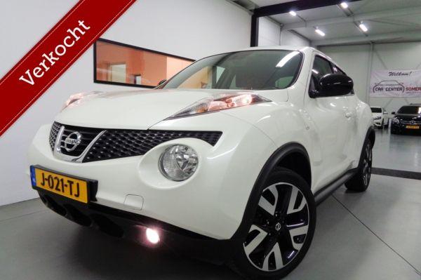 Nissan Juke 1.6 Connect Edition