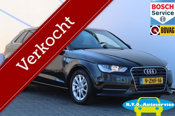 Audi A3 Sportback 1.4 TFSI Attraction Pro Line Plus g-tron