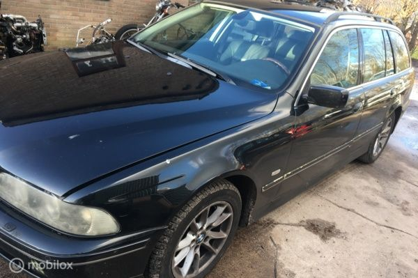 BMW 5-serie Touring 525i Edition