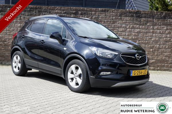 Opel Mokka X 1.4 Turbo Innovation leer/nav/cam/ecc/lmv17
