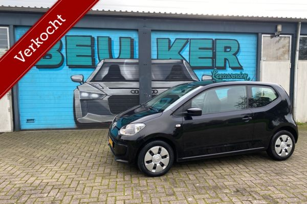 Volkswagen Up! 1.0 high up! 2011 airco!