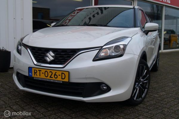 Suzuki Baleno 1.0 Boosterjet High Executive super mooi