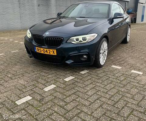 BMW 2-serie Coupé 220d High Executive