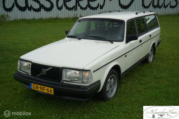 Volvo 240 2.0i Polar in gave staat
