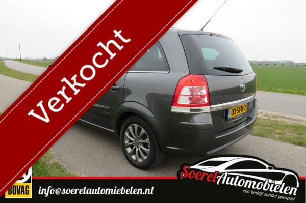 Opel Zafira 1.8 Edition navi clima park sens  7persoons 1eigenaar