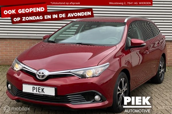 Toyota Auris Touring Sports 1.6 Dynamic AUTOMAAT NIEUWSTAAT