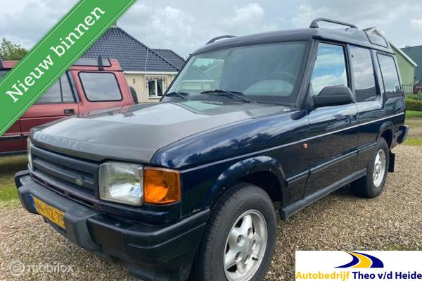 Land Rover Discovery  1 2.5 Leisure