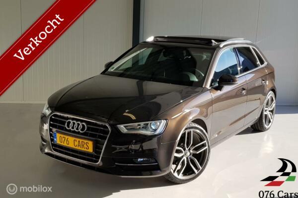 Audi A3 Sportback 1.4 TFSI CoD Ambition Pro Line / Pano /