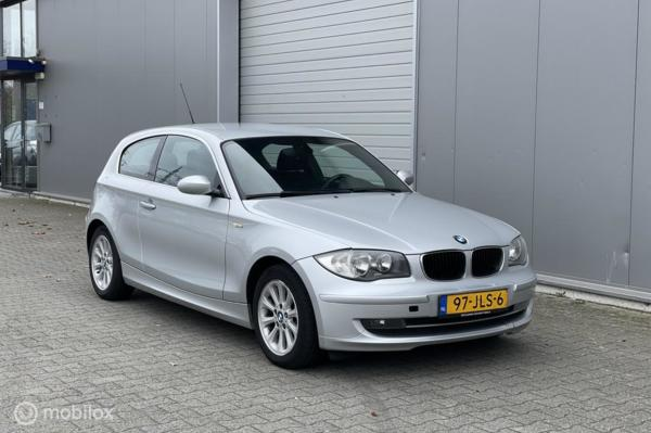 BMW 1-serie 118d High Executive Airco/Cruise/Alpine/PDC