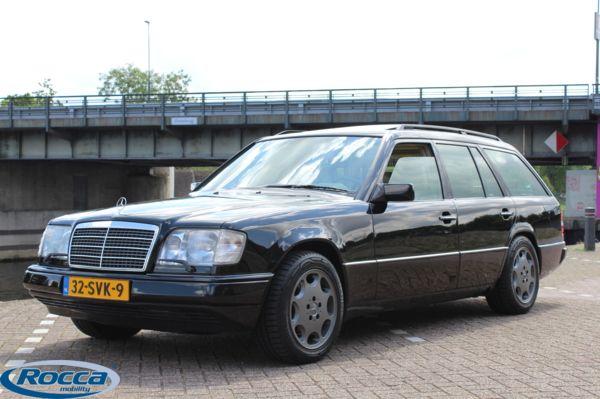 Mercedes E-klasse Combi 320 Elegance 7-persoons