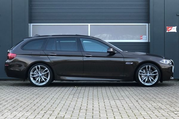 BMW Touring 530d Individual M Sport Edition High Exec Pyrite