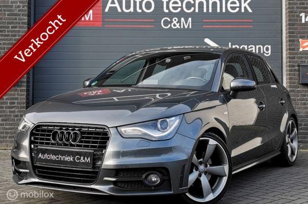 Audi A1 Sportback 1.4 TFSI 3xS-Line/Schaal/Cruise/Bose/Rotor