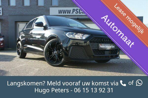 Audi A1 Sportback 25 TFSI Automaat Black Edition Cruise/Navi