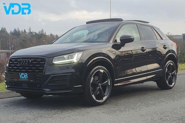 Audi Q2 1.4 TFSI S-Line BLACK EDITION S-Tronic VIRTUAL VOL!!