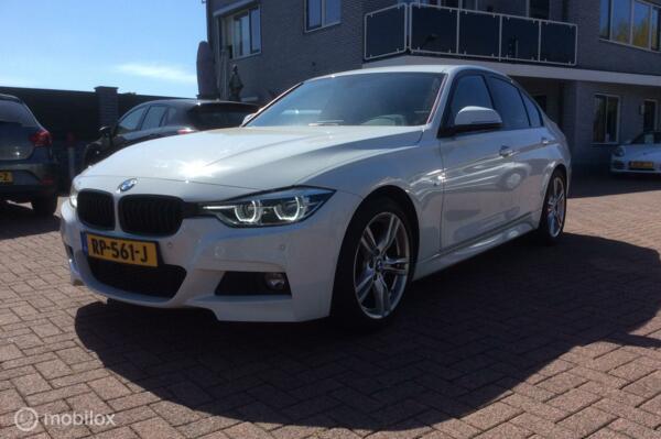 BMW 3-serie 320i Edition M Sport Shadow High Executive nav nap