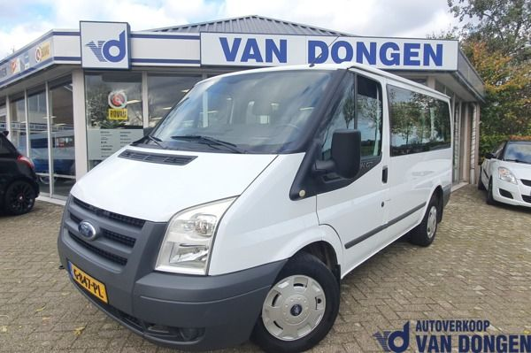 Ford Transit Tourneo 2.5 - 9-Persoons - Excl. BTW Incl. BPM