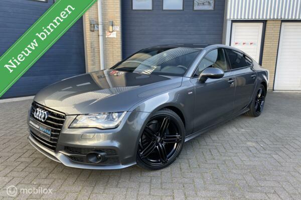 Audi A7 3.0 TDI Quattro 3xS-Line ACC/BOSE/Keyless go