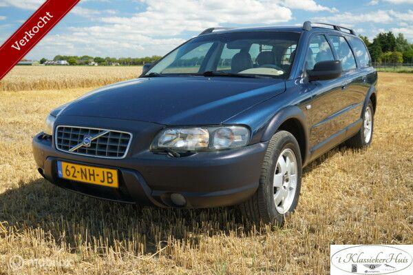 Volvo XC70 2.5T Comf. VERKOCHT