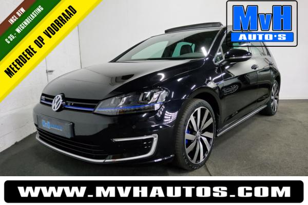 Volkswagen Golf 1.4 TSI GTE |PANO|LEER|APPLE CARPLAY|18INCH|INCL.BTW