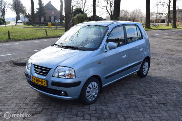 Hyundai Atos 1.1i Dynamic Automaat | Airco | Centrale vergrendeling
