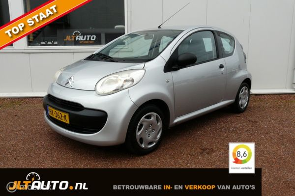 Citroen C1 1.0-12V Séduction 3-drs Str.bekr. APK 8-2021