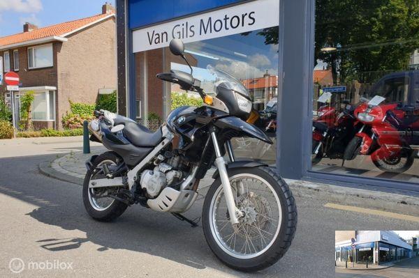 BMW All-Road F 650 GS Rijbewijs A2 bouwjaar 2007 ABS