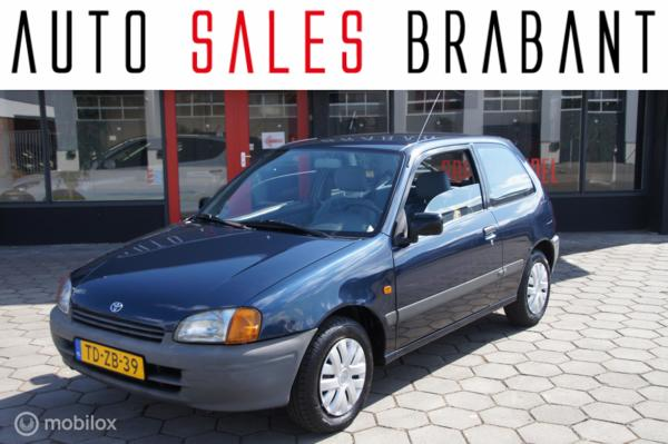 Toyota Starlet AUTOMAAT !! 1.3-16V